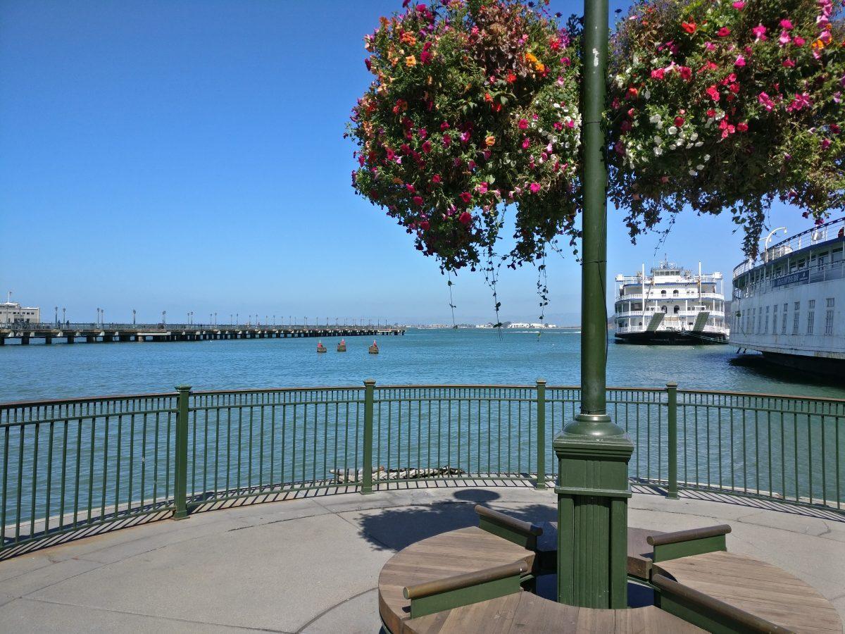 San Franciscon satama-alueella