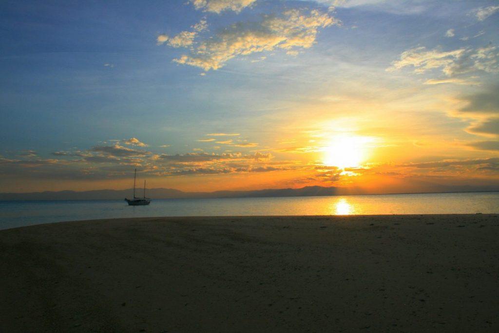 Shining Journey -matkablogi, purjehdusseikkailu Australiassa