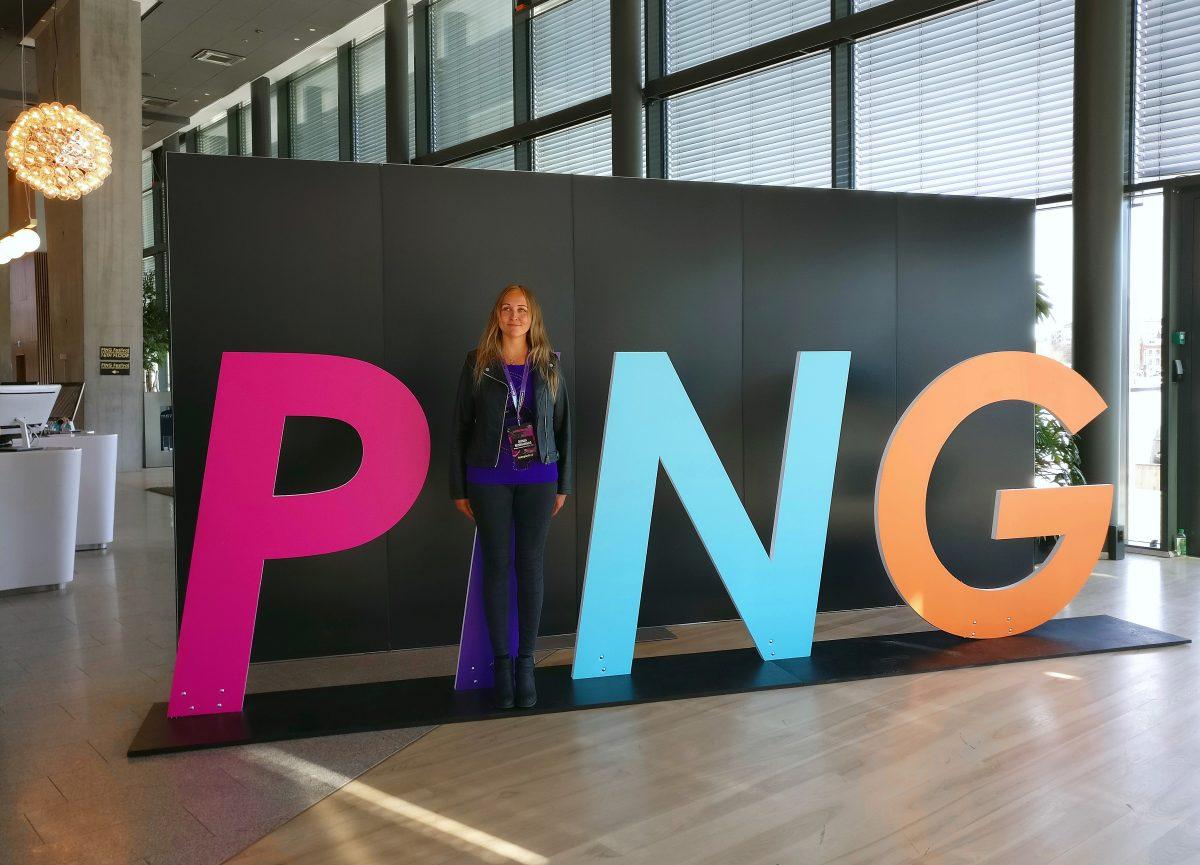 PING Festival 2018, Shining Journey -matkablogin Sonja