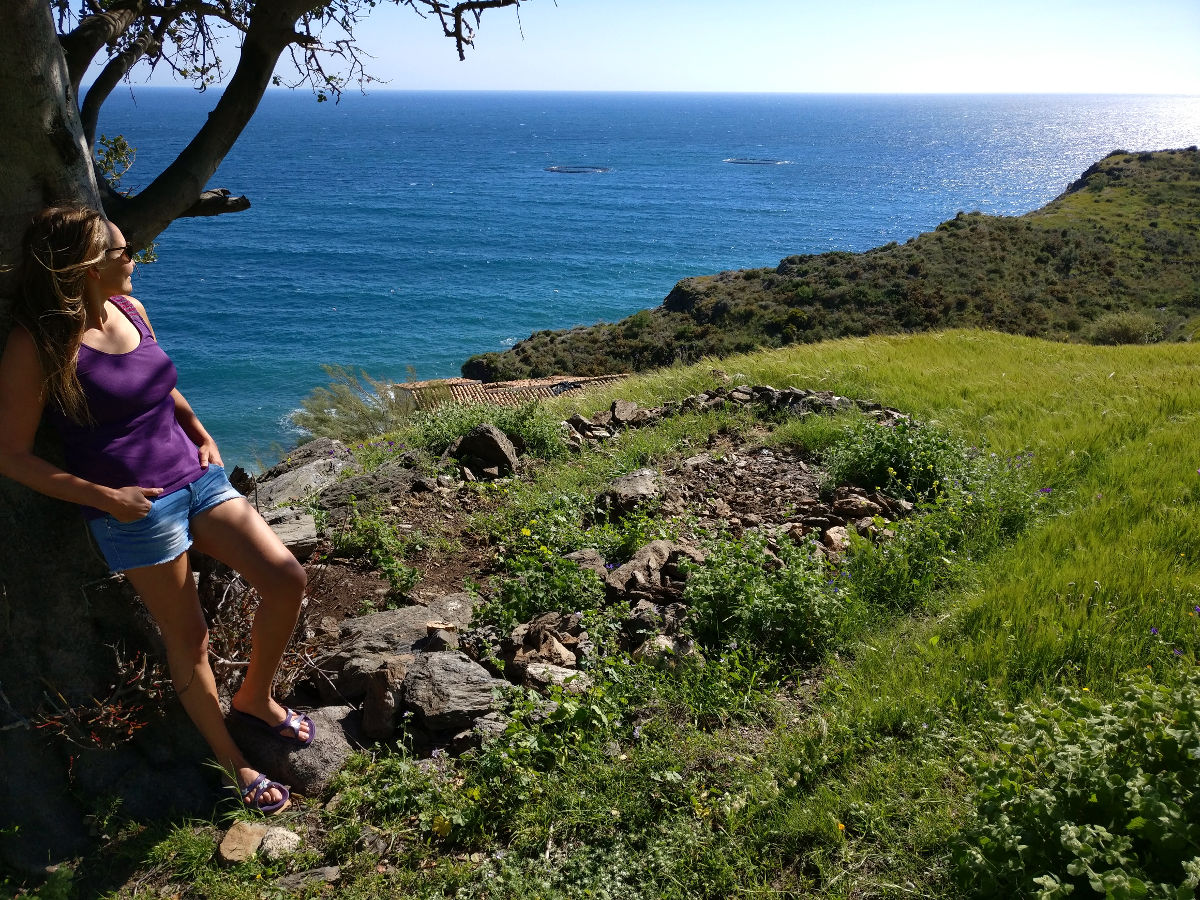 Shining Journey -matkablogi, muuttolinnun elämää, Salobrena