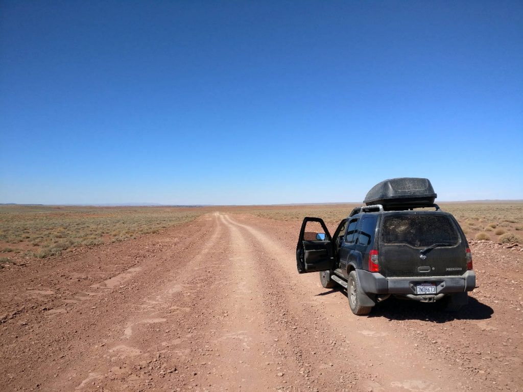 Amerikan roadtrip 2018, Shining Journey -matkablogi