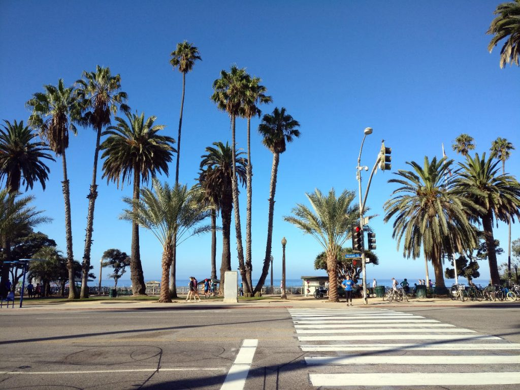 Los Angeles, Shining Journey -matkablogi