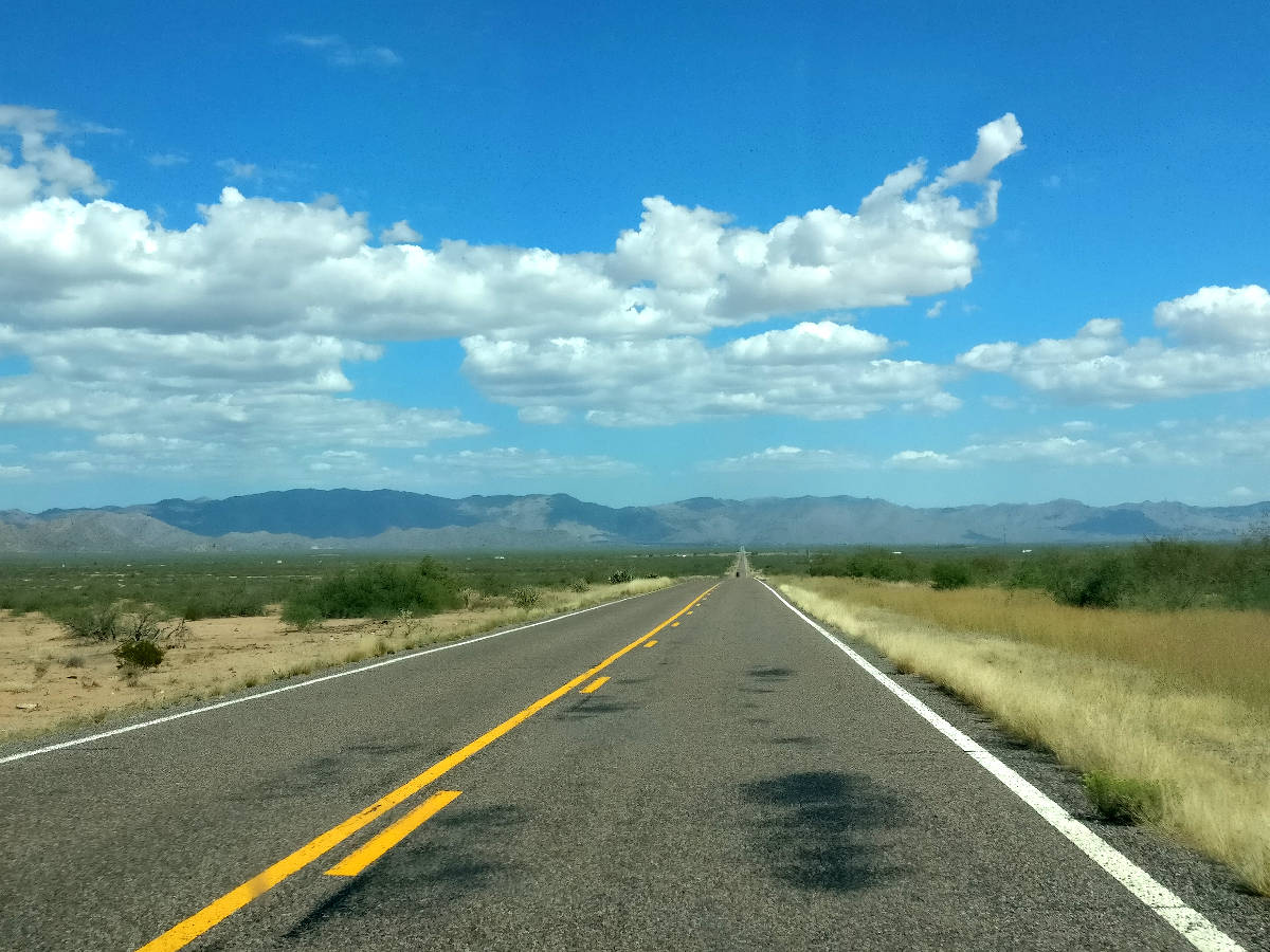 Arizona, Shining Journey -matkablogi