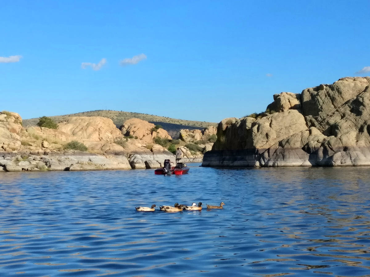 Arizona, Wilson Lake, Prescott Powwow, Shining Journey -matkablogi