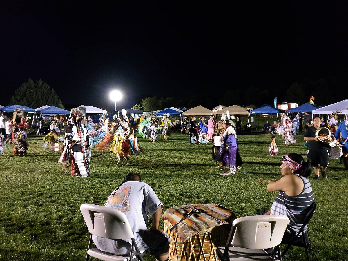 Arizona, Prescott Powwow, Shining Journey -matkablogi