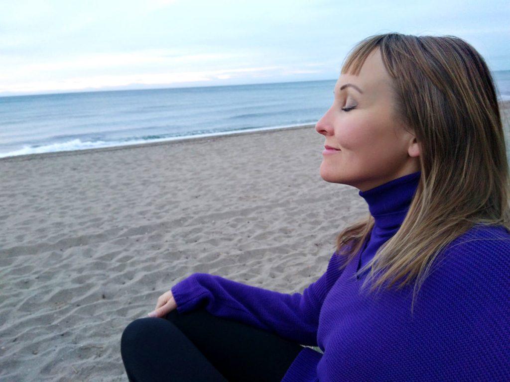 Shining Journey -matkablogi, Sonja, Cabopino Beach