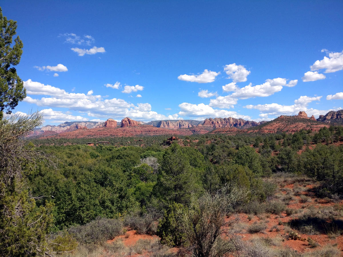 Red Rock State Park, Sedona, Arizona, Shining Journey -matkablogi