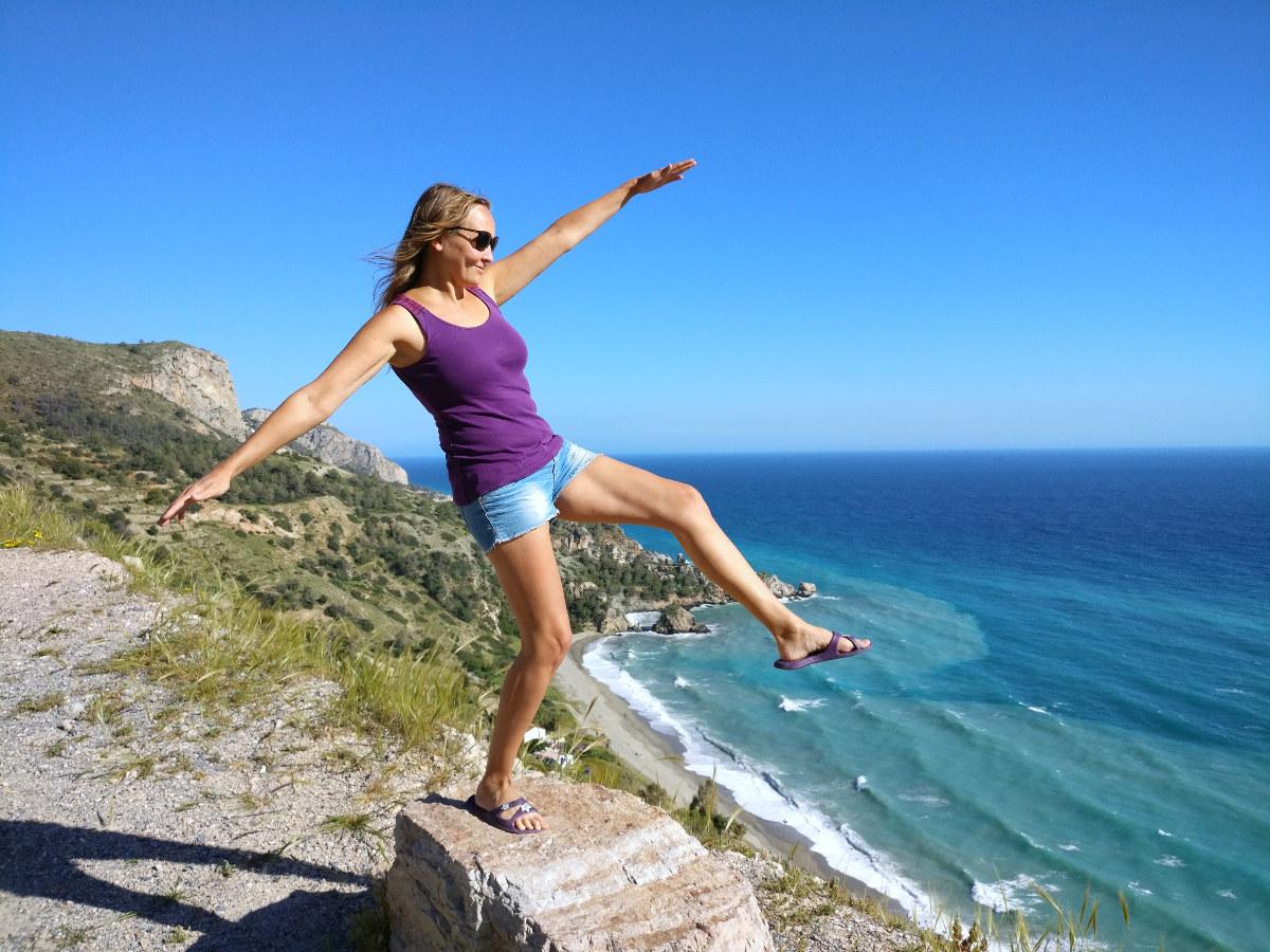 Sonja Riihikangas, Shining Journey -matkablogi