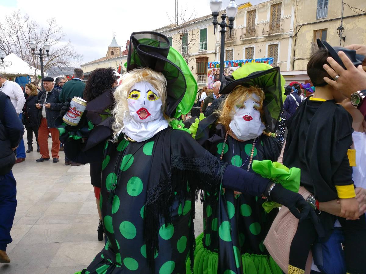 Shining Journey -matkablogi, Alhaman karnevaalit