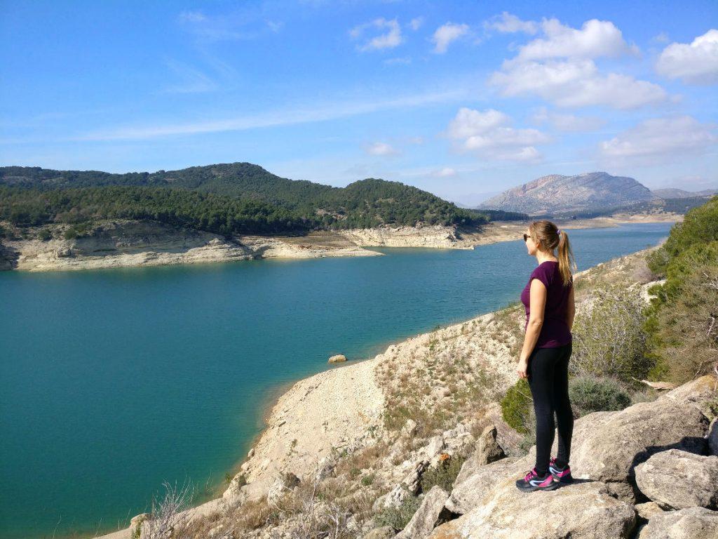 Ardales-järvet, Espanja, Shining Journey -matkablogi