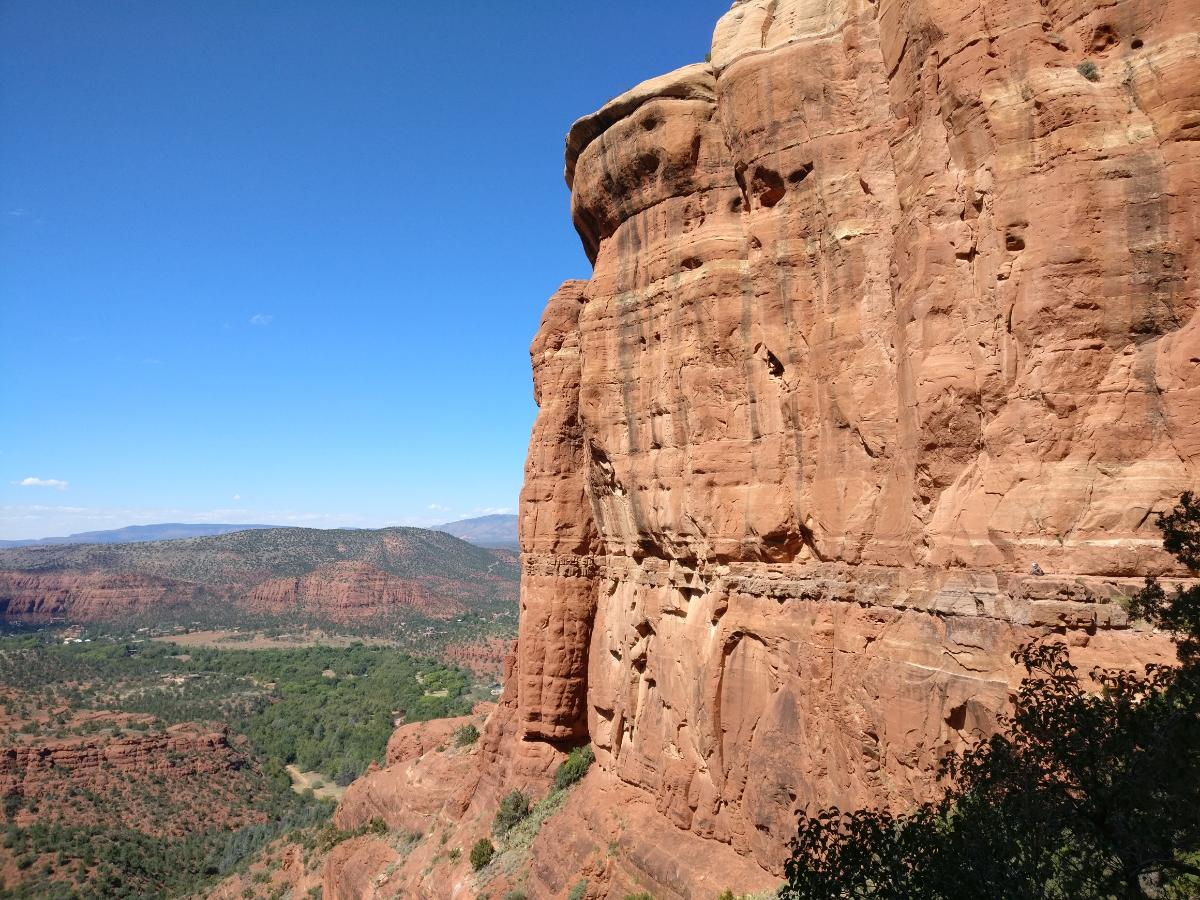 Sedona, Cathedral Rock -vaellus, Arizona