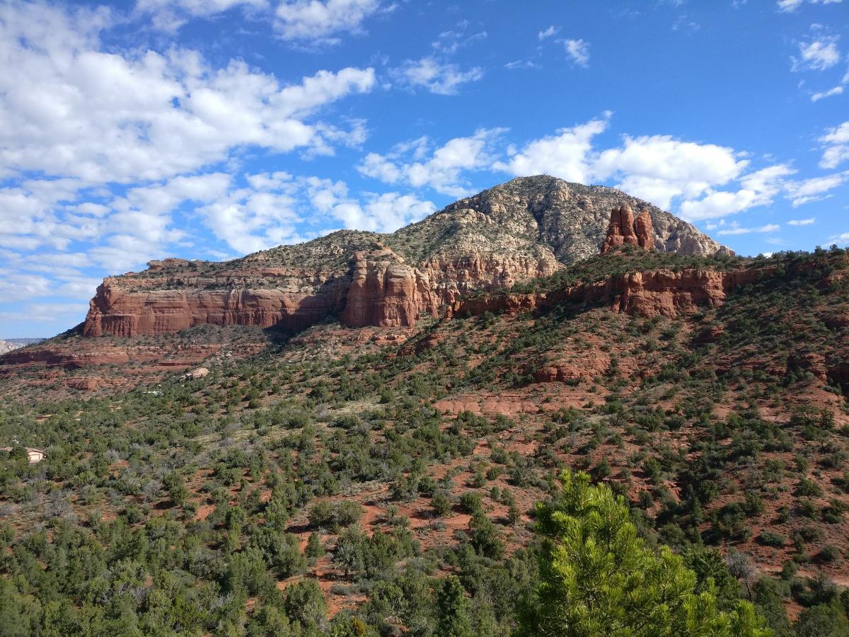 Chimney Rock, Sedona, Arizona