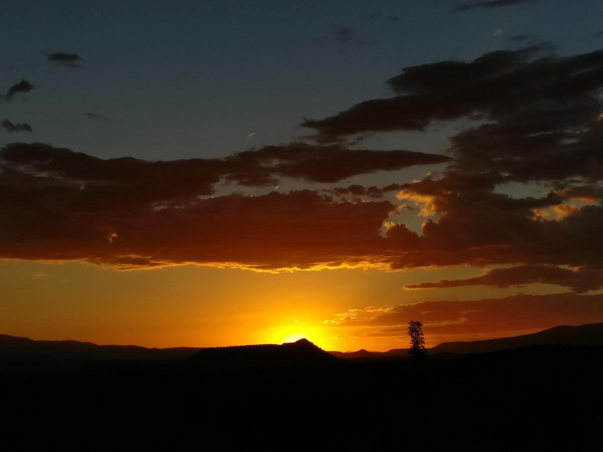 Sedona, auringonlasku