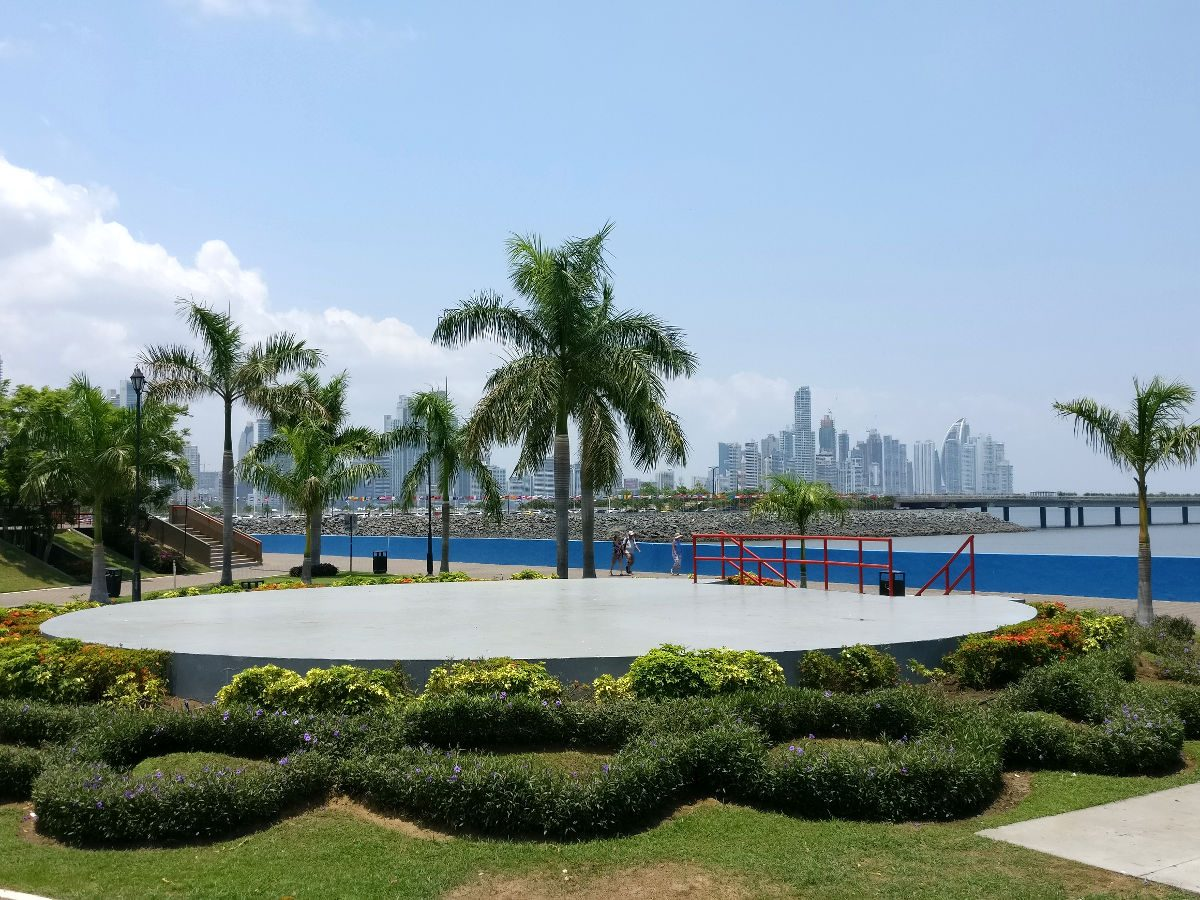 Panama City, Panama, Shining Journey -matkablogi