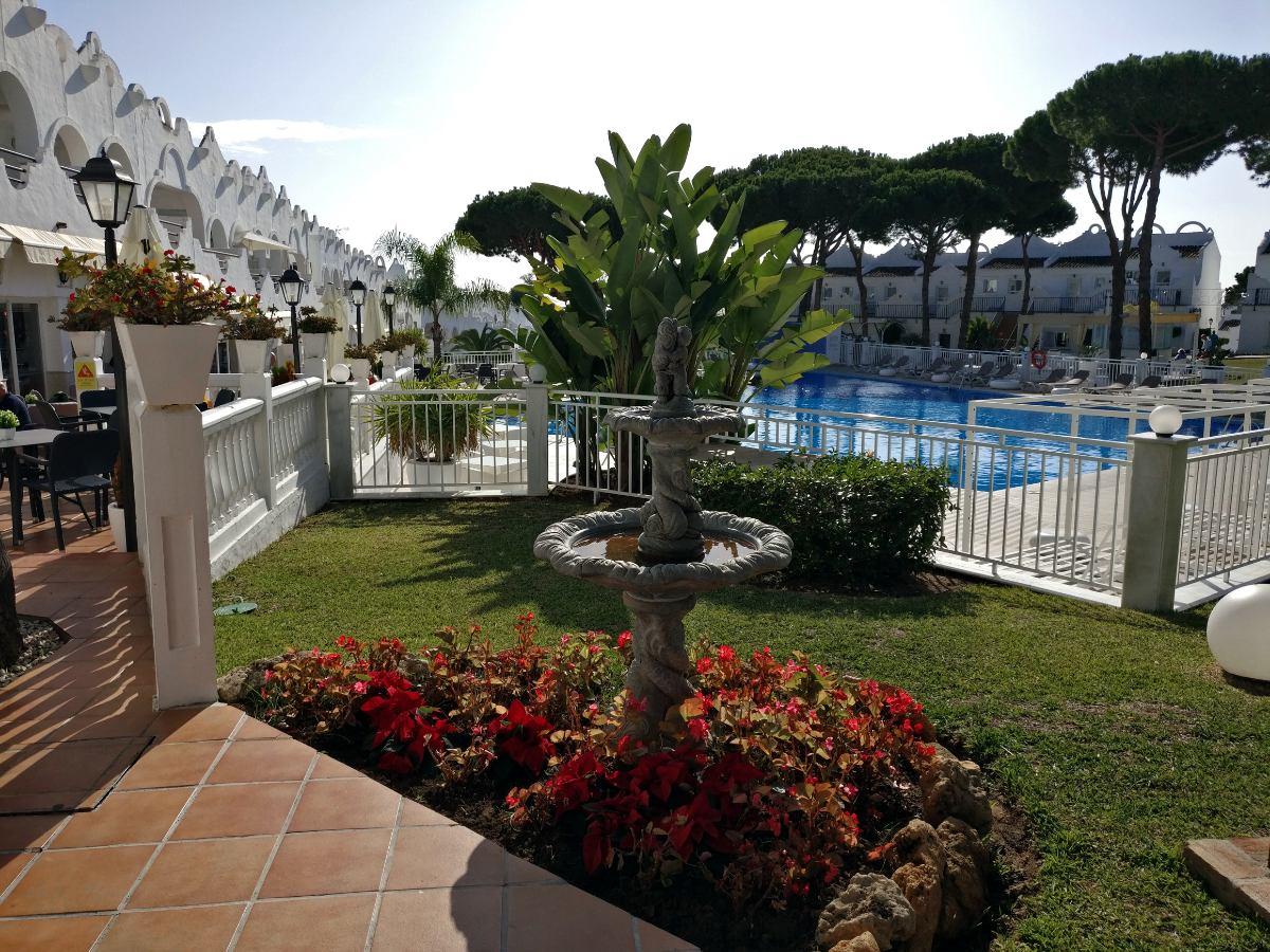 Joogaretriitti Marbellassa