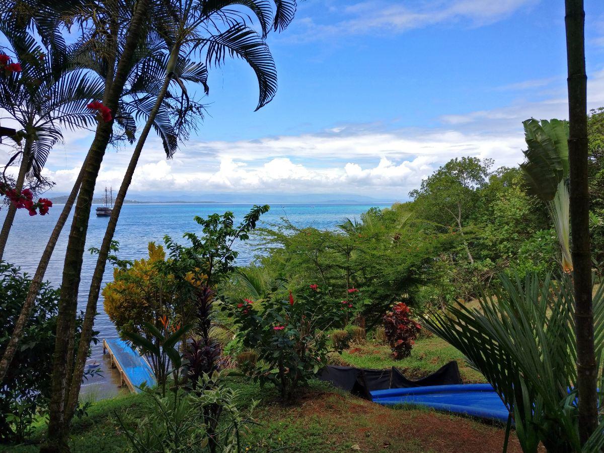 Bocas del Toro, Solarte, Bambuda Lodge