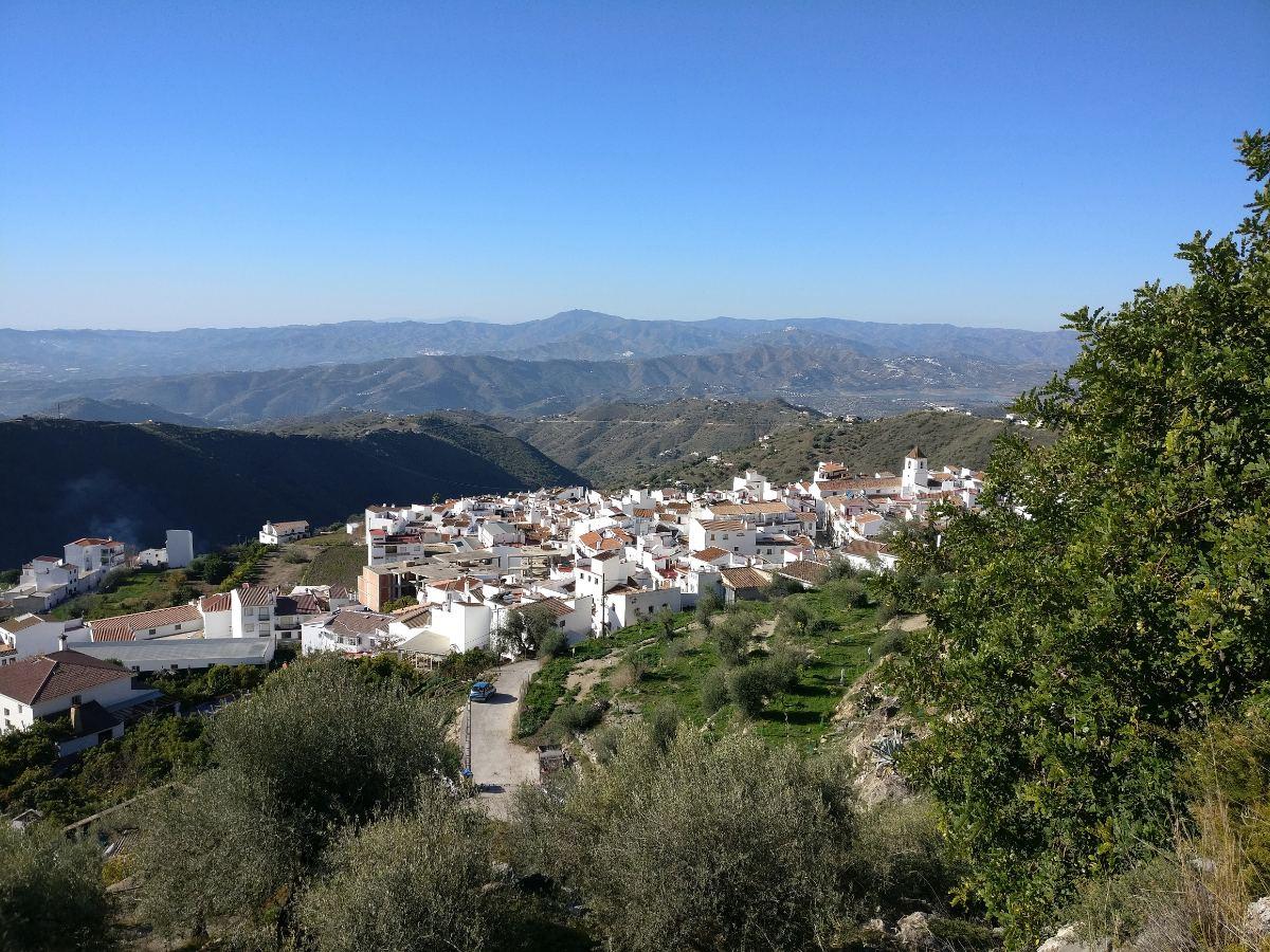 Saltillon vaellus Andalusiassa, Canillas de Aceituno