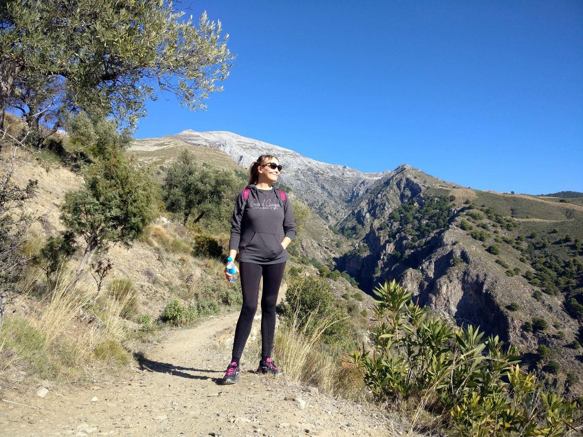 Saltillon vaellus Andalusiassa