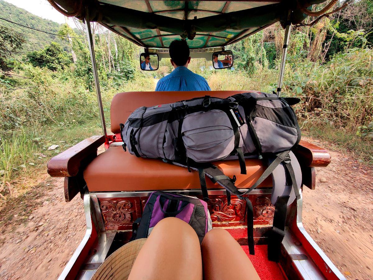 Joogaretriitti Kambodzassa