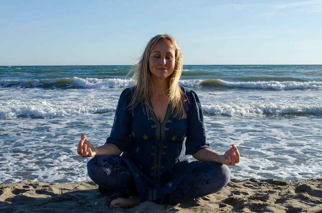 Meditaatio, pysähtyminen, hiljentyminen