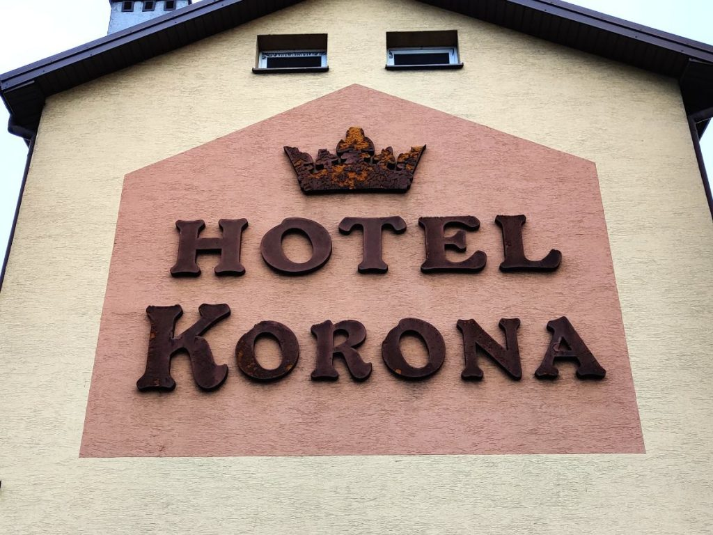 Puola, Hotel Korona