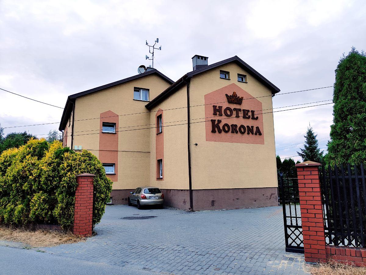 Puola, Hotelli Korona
