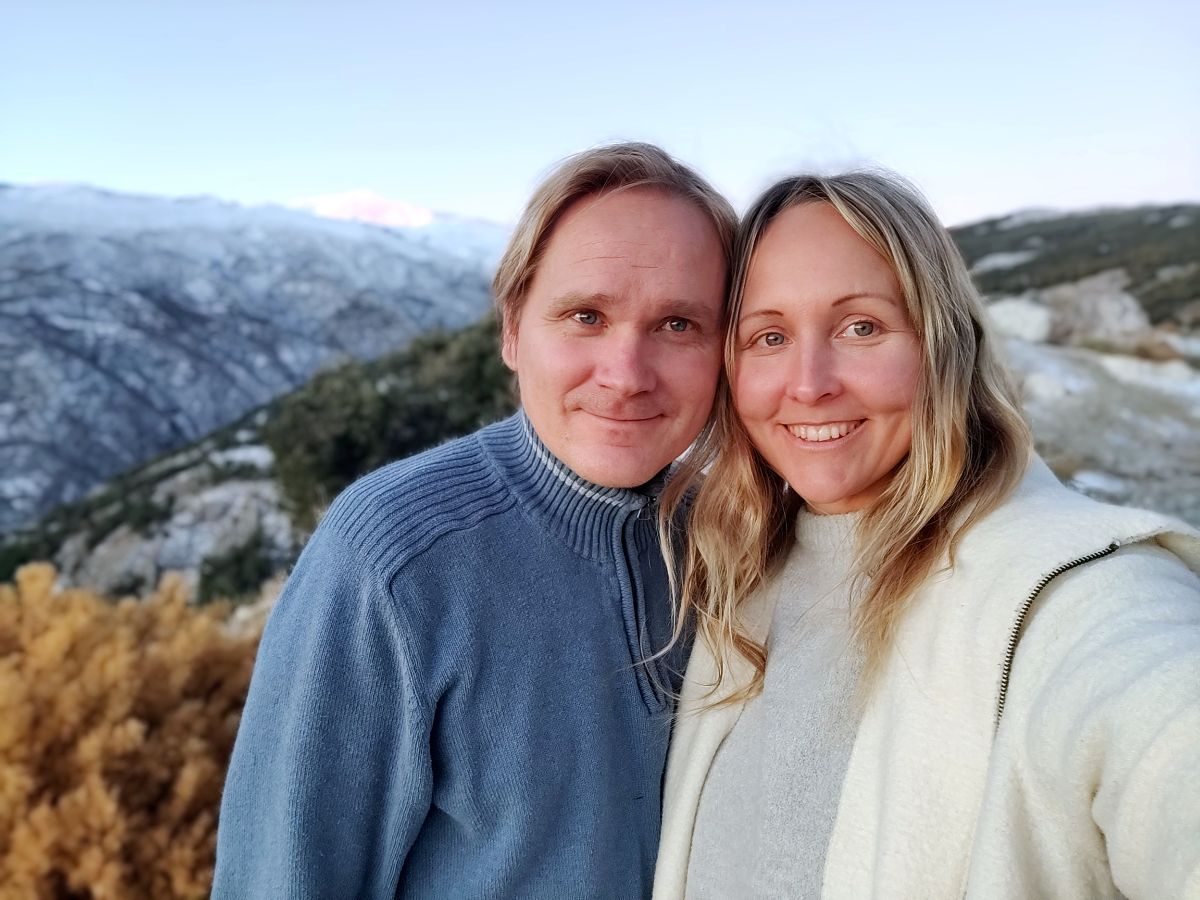 Sierra Nevada, Sami ja Sonja